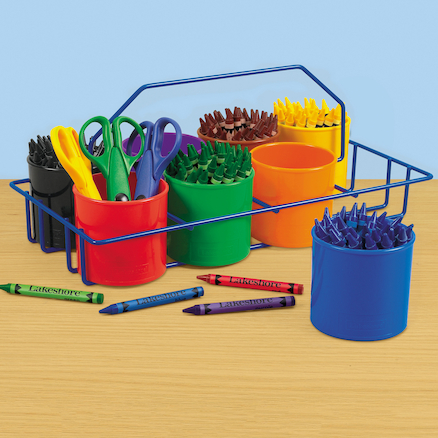Classroom Desk Tidy and Carry\-All  large