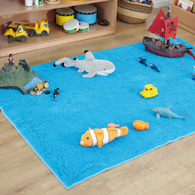 Mini World Cosy Carpets L200 x W135cm  medium