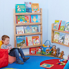 Wall Mounted Book Racks  small