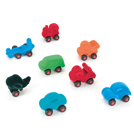 Tactile Vehicles pk 8  large