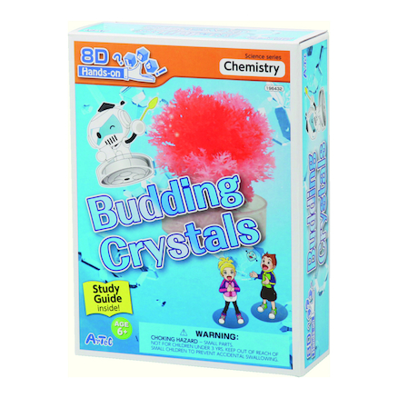 Growing Crystals Experiment Kit  large