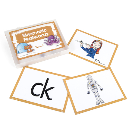 Mnemonic Flashcards A5  large