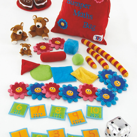 Early Maths Concepts Grab and Go Kit 36pcs  large