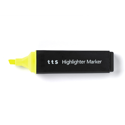 TTS Highlighter Markers  large