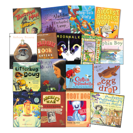 KS2 Picture Books 17pk  large