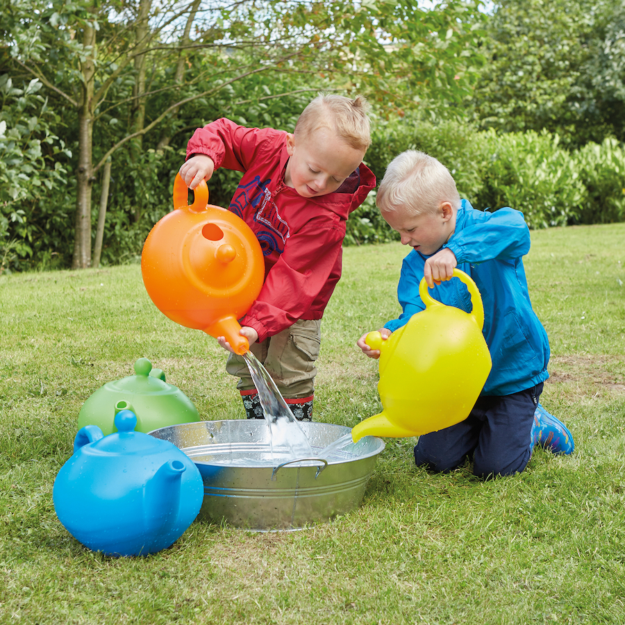 Large Outdoor Toys : Buy outdoor giant plastic teapots pk tts