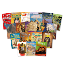 The Ancient Egyptians Book Pack 20pk  medium