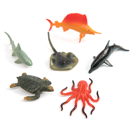 Small World Sea Creatures Set 144pcs  large