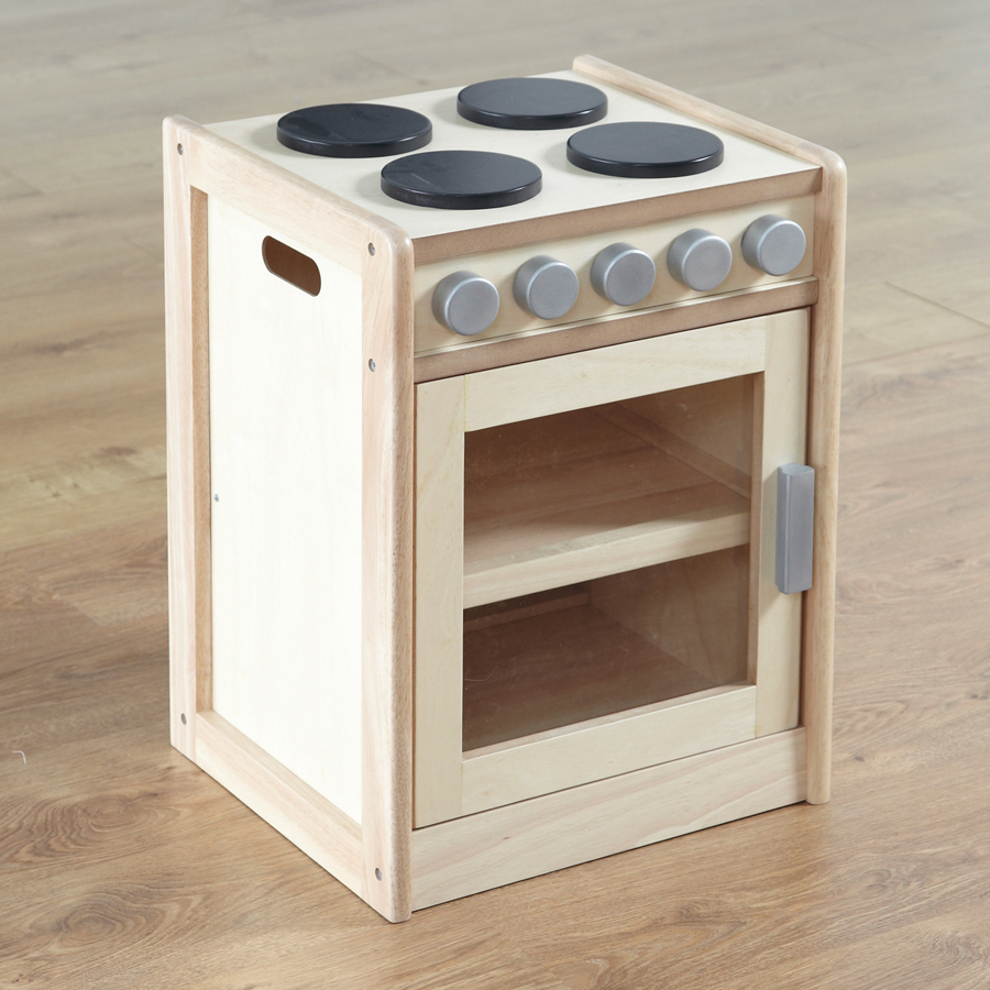... Role Play Wooden Kitchen Unit Collection Small ...