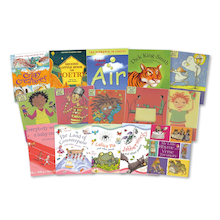 Poetry Book Packs 15pk  medium
