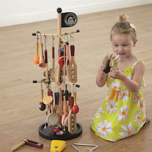 Early Years Multicultural Music Instruments 31pcs  medium