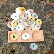 Word Building Trays  medium