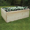 Raised Wooden Grow Bed  small