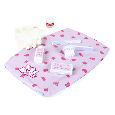 Role Play Doll\'s Changing Mat Set  large