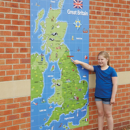 Outdoor UK Signboard  large