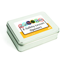 Online Safety Lesson Opener Activity Cards  medium
