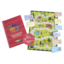Kitbook Active Language And Literacy Games Book  medium