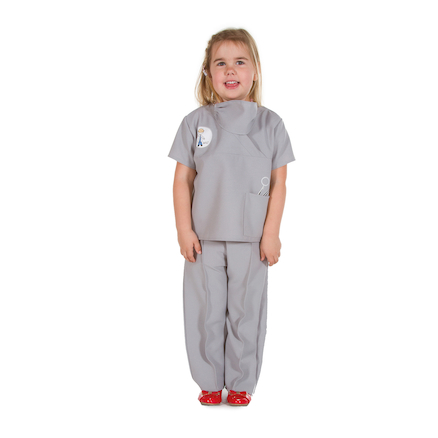 Dentist Dressing Up Costume  large