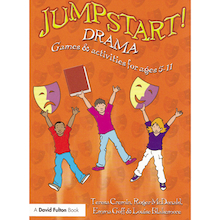 Jumpstart Drama Activity Book  medium
