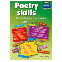 Poetry Skills Book  medium