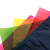 A4 Coloured Cellophane Sheets Assorted 48pk  small