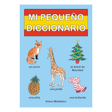 Mi Pequeno Diccionario Spanish Dictionary 5pk  medium