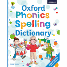 Oxford Phonics Spelling Dictionary  medium