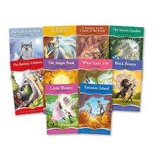 KS3 19th Century Classic Books 10pk  medium