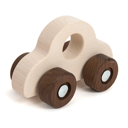Natural Wooden Vehicles pk4  large