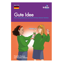 Gute Idee German Topic Book  medium