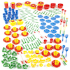 Role Play Plastic Dining and Baking Set 200pcs  small
