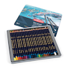 Derwent Inktense Assorted Colouring Pencils 24pk  small