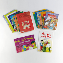 Treasured Islamic Tales Book Pack 14pk  medium