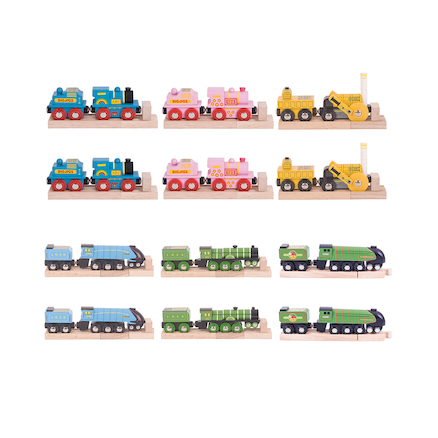 Small World Train Collection 20pcs  large