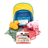 Alice Sharp Parents Take Home Bags Baby/Toddler  small