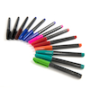 TTS Permanent Markers Black 12pk  small