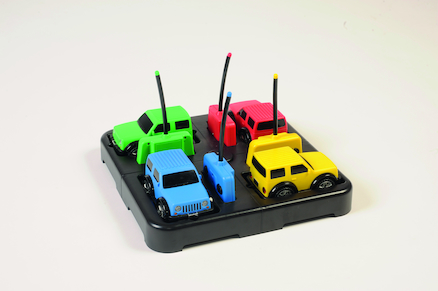 Rugged Racers Remote Control Cars  large