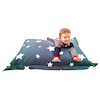 Star Printed Giant Bean Bag  small