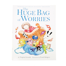 The Huge Bag Of Worries Big Book  medium