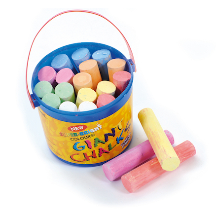 Outdoor Jumbo Playground Chalk  large