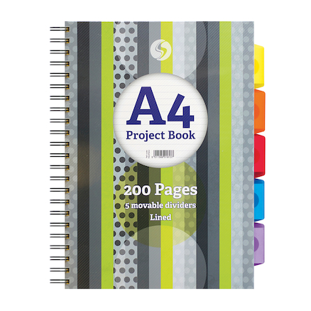 Wirebound Project Books 3pk  large