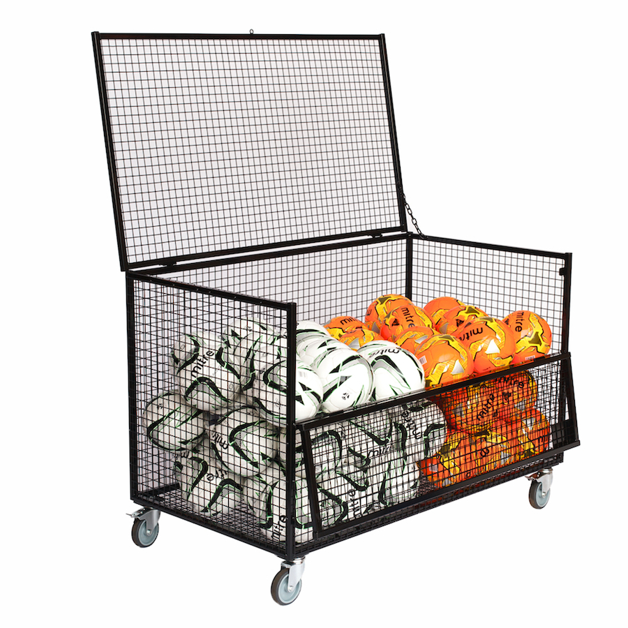 Buy Ball Storage Cabinet With Balls Tts