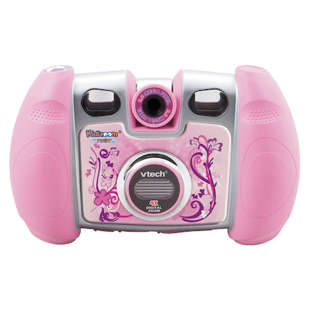 Kidizoom Duo Robust Child Friendly Camera Pink  large