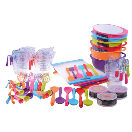 Giant Multicoloured Cooking Kit  large