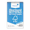 FSC Shorthand Spiral Notebook  small