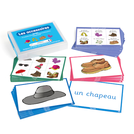 French Vocabulary Builders \- Accessories  large