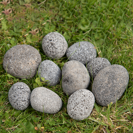 Natural Lava Rock 10pk  large