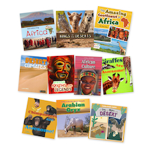 Africa Book Pack 10pk  medium