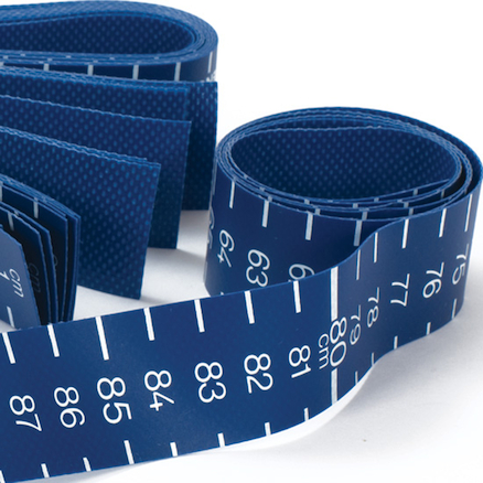 Durable Nylon Tape Measures  large