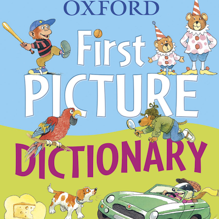 Oxford First Picture Dictionary  large